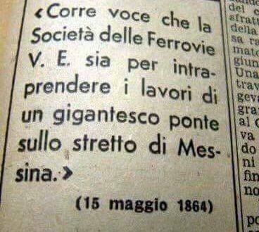 """IL FNS – SICILIA INDIPENDENTE: """"NO al Ponte sullo Stretto!"""""""