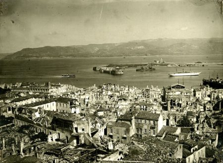 """MESSINA 28 dicembre 1908: """"La scomoda verità del terremoto del 1908 conservata negli archivi russi""""."""