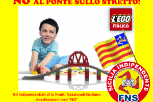 NO AL PONTE SULLO STRETTO DI MESSINA!