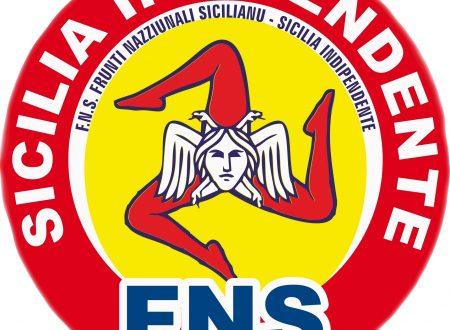 """Comunicato Stampa FNS """"Sicilia Indipendente"""" 11 ottobre 2016"""