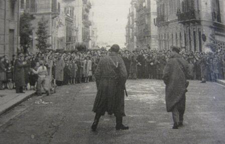 PALERMO, 19 OTTOBRE 1944: STRAGE DI INNOCENTI IN VIA MAQUEDA