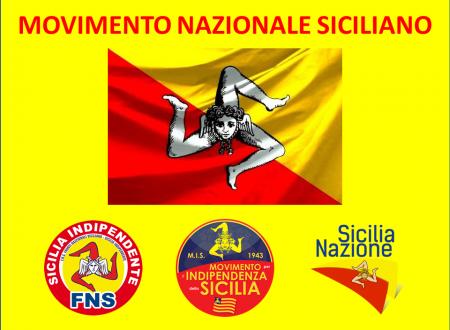 DOCUMENTO FONDATIVO: Nasce il MOVIMENTO NAZIONALE SICILIANO per restituire alla Sicilia diritti e dignità!