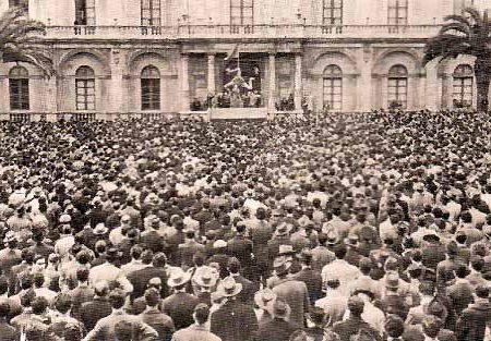"""KOMMUNIKATU: """"Nel ricordo dei martiri indipendentisti dell'EVIS…"""